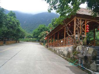 桃园山庄渡假村
