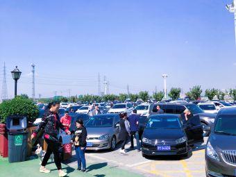 青州服务区·停车场