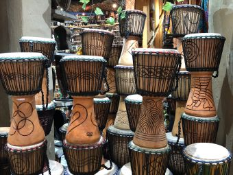 Out of Africa非洲工藝禮品店