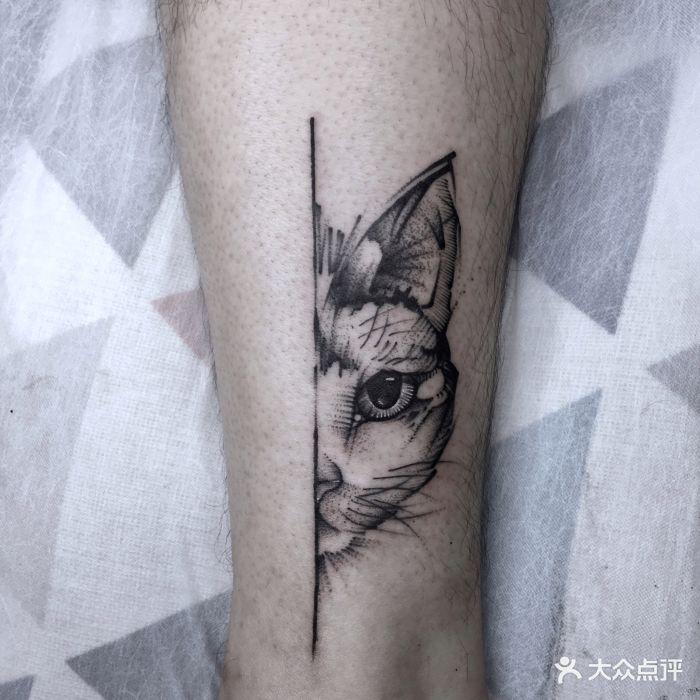 鱼刺纹身(fbtattoo店)图片 - 第19张图片