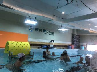 棒棒糖亲子游泳