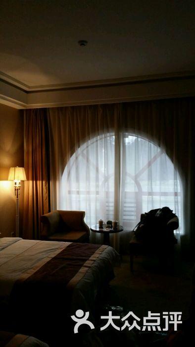 长白山金水鹤国际酒店-图片-长白山酒店-大众点评网