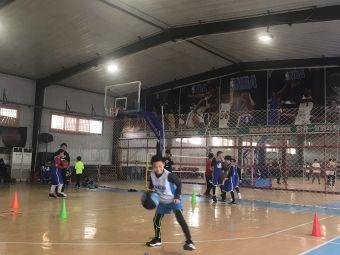 東方啟明星籃球(咸水沽店)