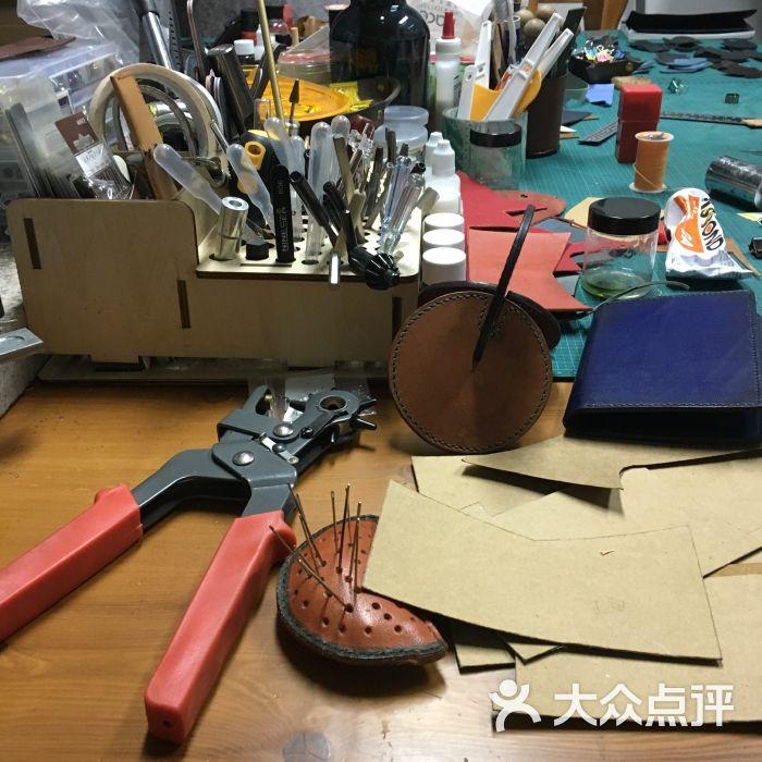 觅静·手工皮具diy工作室-图片-上海休闲娱乐-大众