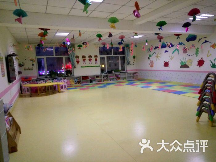 兰妮双艺幼儿园教室图片 - 第4张
