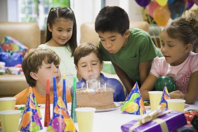 生日派对:培养孩子社交能力好时机