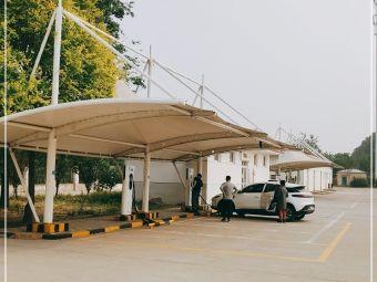 蓟州服务区国家电网电动汽车充电站