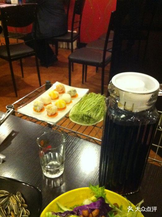 白黄油焖锅火锅百合鲚鱼怎么做好吃图片