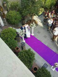 117花园别墅家具沙发婚宴别墅图片