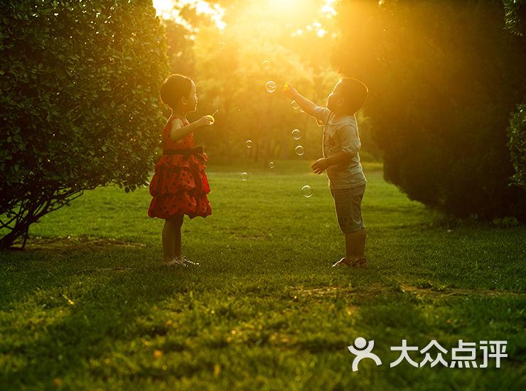 【兄弟姐妹(纯底片)-亲子套餐】-贝思嘉儿童摄影-大众