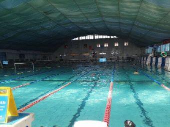 山大游泳馆