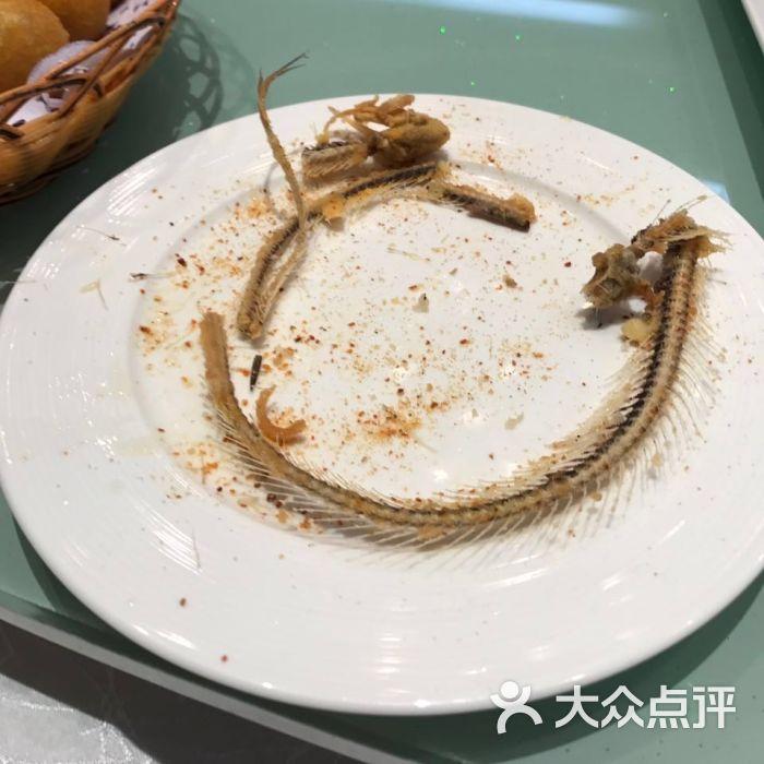 鱼骨鱼刺结构图