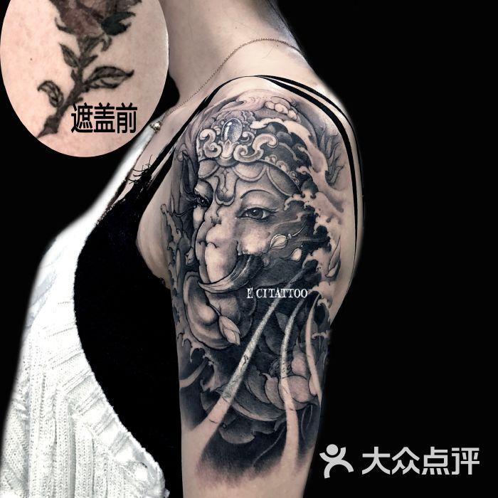e刺tattoo纹身会馆           e刺tattoo纹身会馆     上传于2018