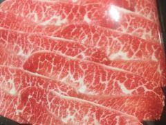 牛牛福烤肉(春熙路分公司)的牛肉