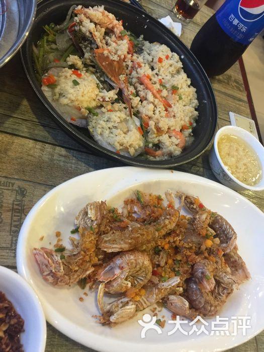 七洲海鲜-英明神武的范爷的相册-常州美食-大众点评