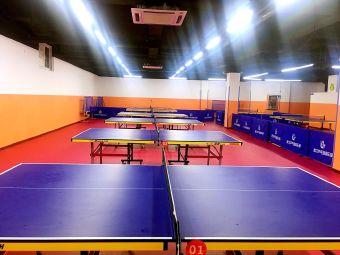青岛优久乒乓球俱乐部