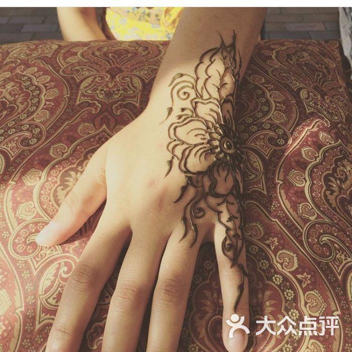 手绘海娜纹身-图片-郴州丽人-大众点评网