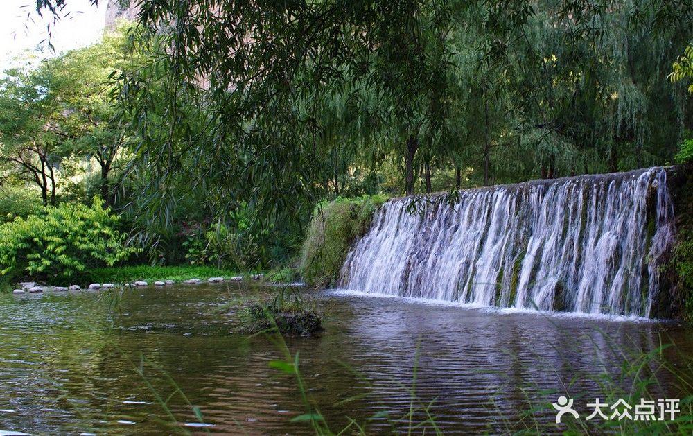 沕沕水生态风景区平山忽忽水好玩吗图片