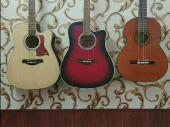 成都道吉他培训部