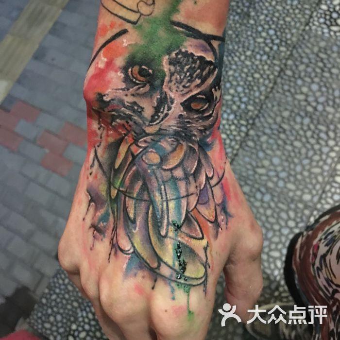 尼克纹身图片 - 第35张图片