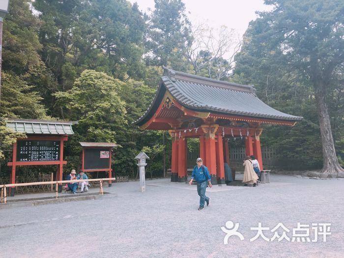 鹤冈八幡宫景点图片 - 第5张