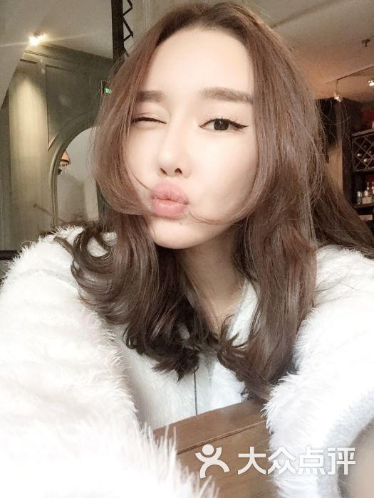 韩国丽安形象设计(瑞虹星星堂店)-短发卷发图片-上海