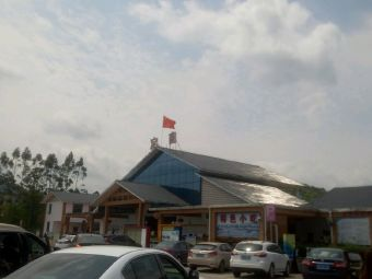 中国石化定南服务区加油站