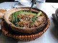 咸鱼肉饼煲仔饭