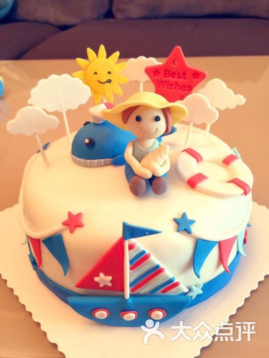 annbaby翻糖 烘焙 动物奶油 甜品台 蛋糕蛋糕图片 - 第3张