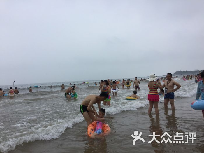 金沙滩-图片-青岛周边游-大众点评网