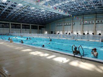 林业大学游泳馆