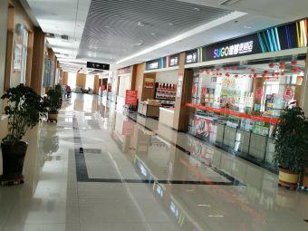 五莲北服务区-停车场