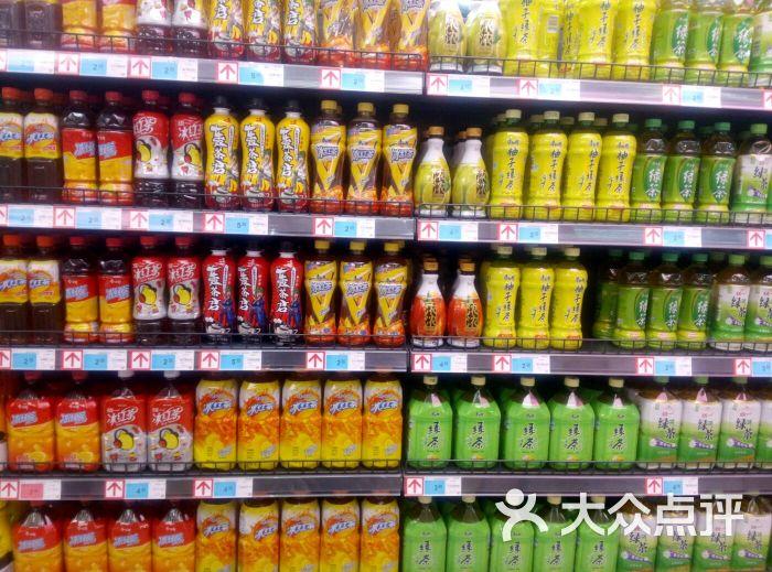 圣豪超市饮料图片 - 第1张图片