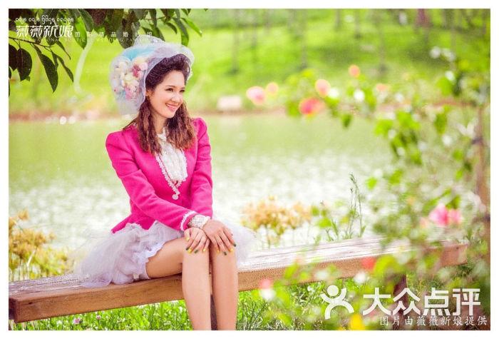 薇薇新娘婚纱影楼图片