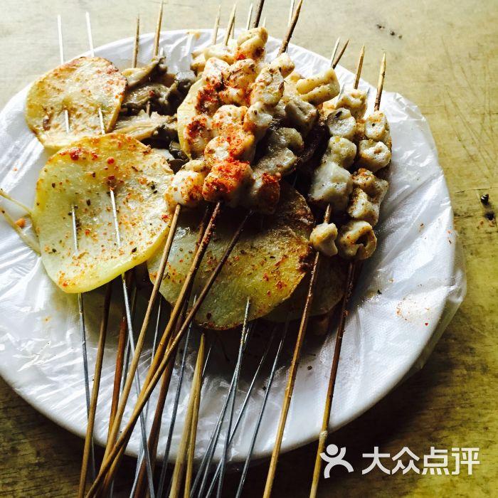 野馄饨(香港中路店)-烧烤图片-青岛美食-大众点评网