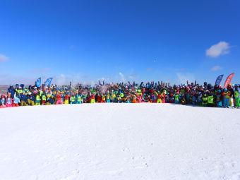 魔法滑雪学院万科松花湖冬令营