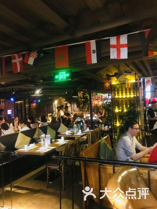 胡桃里音乐酒吧餐厅图片 - 第2张