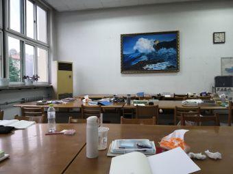 师大千佛山校区-图书馆