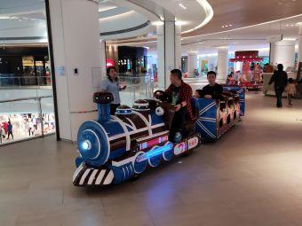 卓展购物中心二期(百联购物中心)公交站