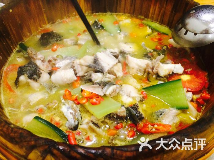 雅府正红木桶鱼(常乐店)-图片-双流区美食-大众点评