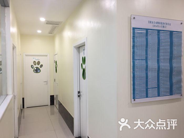 美联众合动物医院(爱马分院)-图片-北京宠物-大众点评