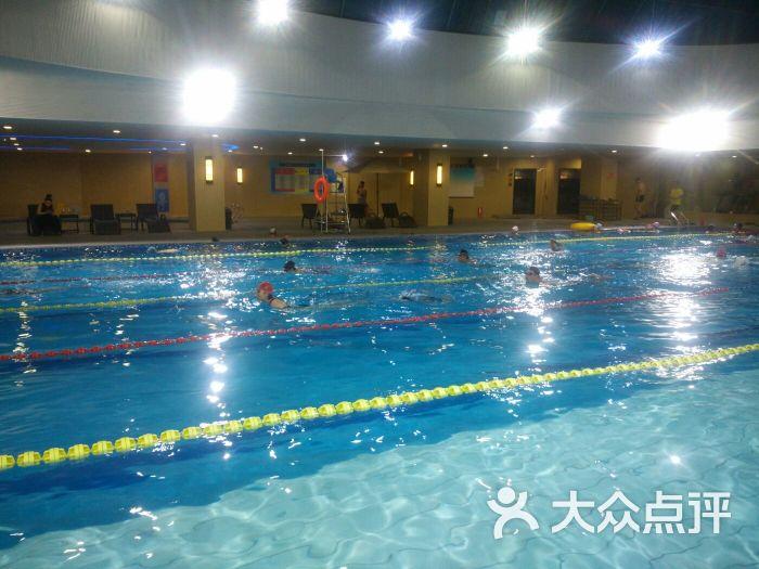 鹏润· 阳光国际游泳健身会所的点评