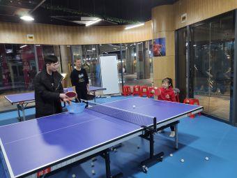 哈龙乒乓球馆