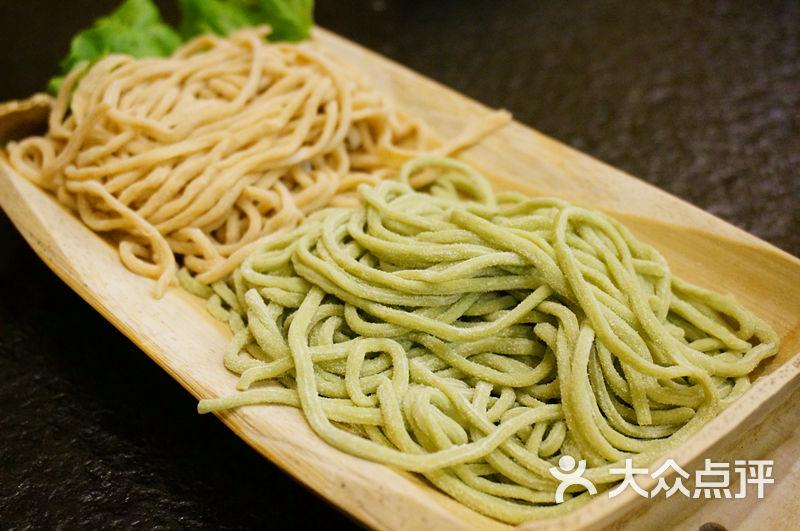 火元甲煲汤火锅料理-蔬菜面图片-天津美食-大众点评