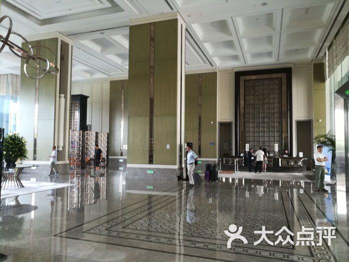 青岛李沧绿城喜来登酒店的点评