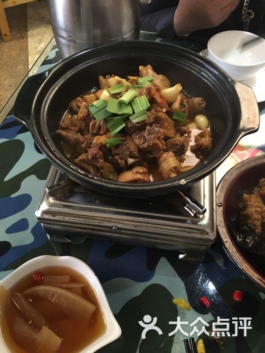 炊事班美食攻略军旅(步行街店)-图片-泰州美食主题餐厅岳阳扬州图片