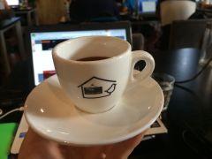 车库咖啡的图片