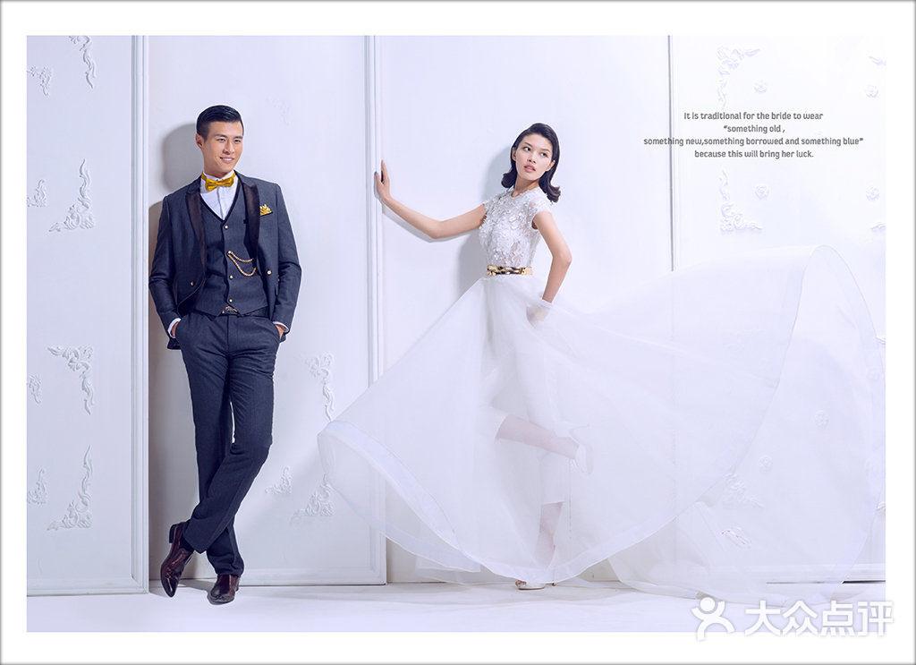青岛波西塔诺婚纱摄影工作室