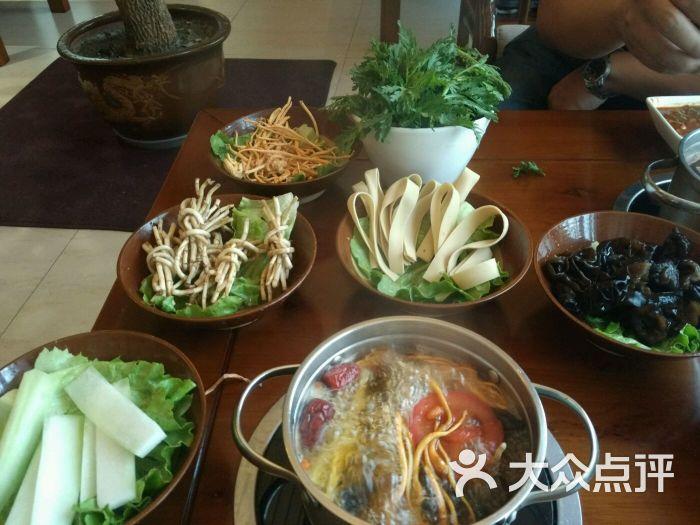 仁泰禅茶61素食火锅-图片-成都美食-大众点评网
