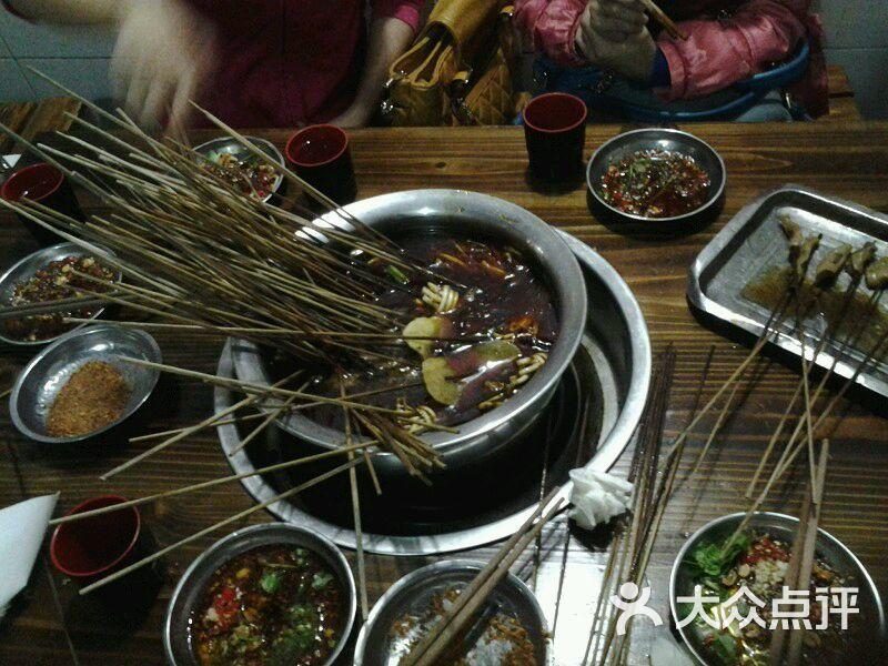 嘉州飘香麻辣烫(张公桥店)-图片-乐山美食卡什么出阎魔美食图片